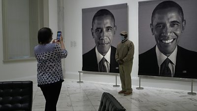 Art lovers rejoice as Smithsonian museums reopen