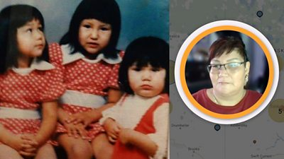 Canada 'Sixties Scoop': Indigenous survivors map out their stories