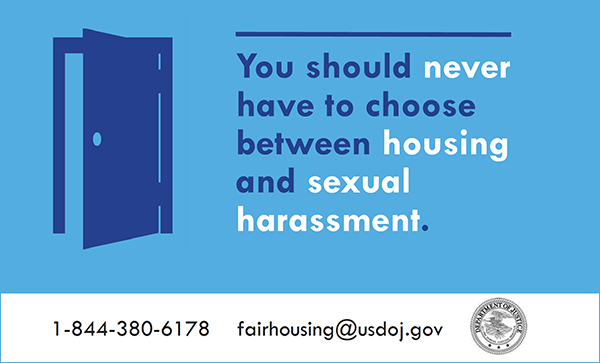 Fighting Back Against Sexual Harassment in Housing