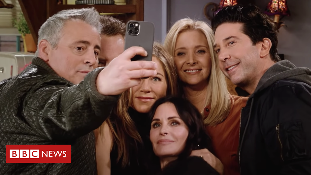 Friends: 7 things the trailer reveals about the reunion