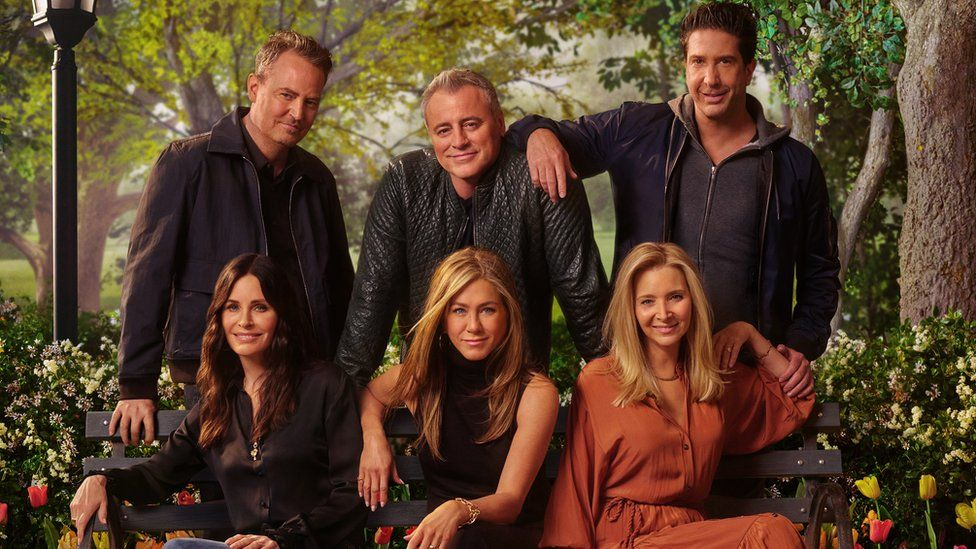Friends reunion: 10 of the best moments