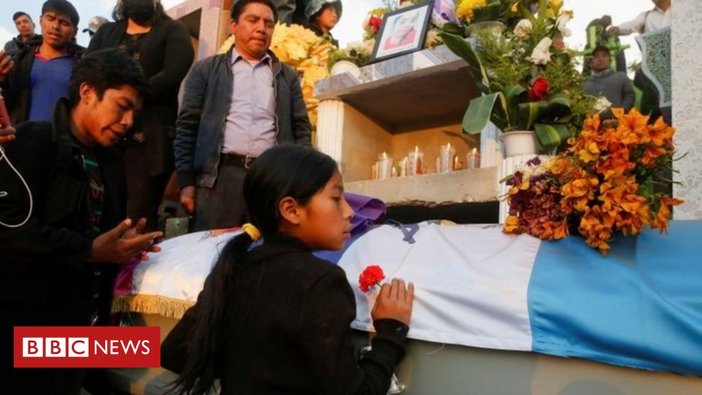 Guatemala: Suffocated youth unafraid of a deadly journey