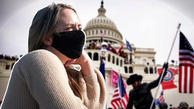 'I'm ashamed my father was a Capitol Hill rioter'