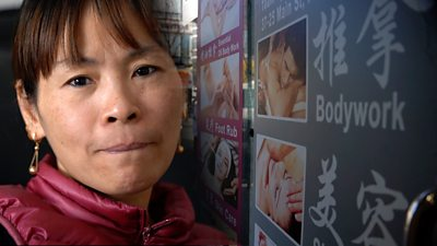 Inside the lives of Asian massage workers: 'How can we not be scared?'
