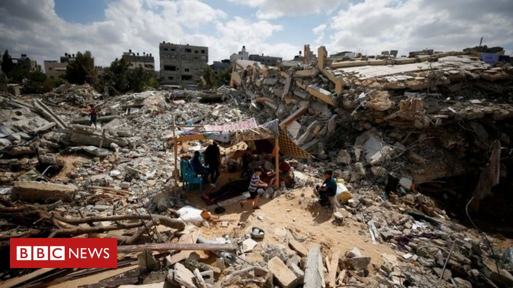 Israel-Gaza conflict: US moves to rebuild relations with Palestinians
