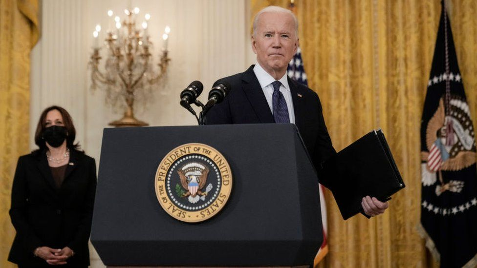 President Biden's claims on the US economy fact-checked