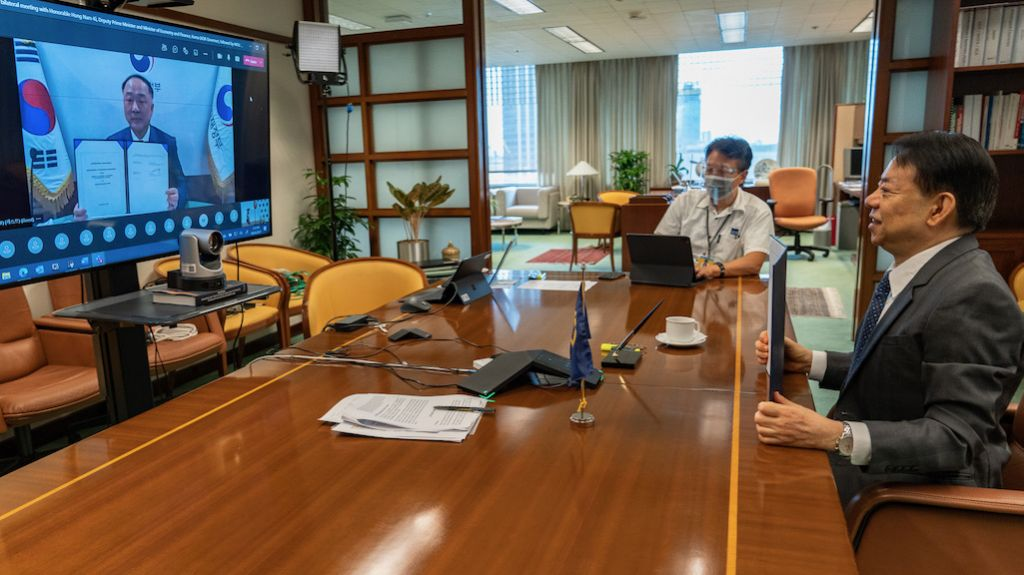 Republic of Korea Earmarks $700 Million for Climate and ICT Projects through Cofinancing with ADB