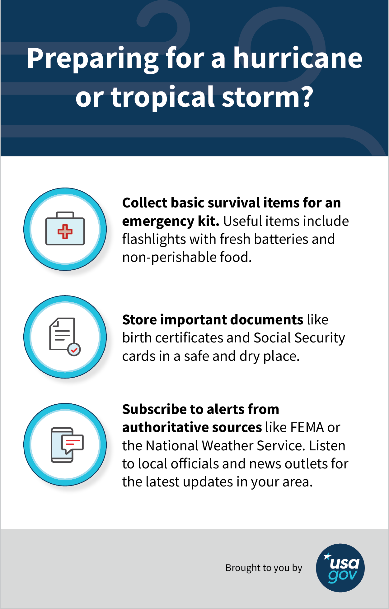 Seven Tips to Stay Prepared for the 2020 Hurricane Season