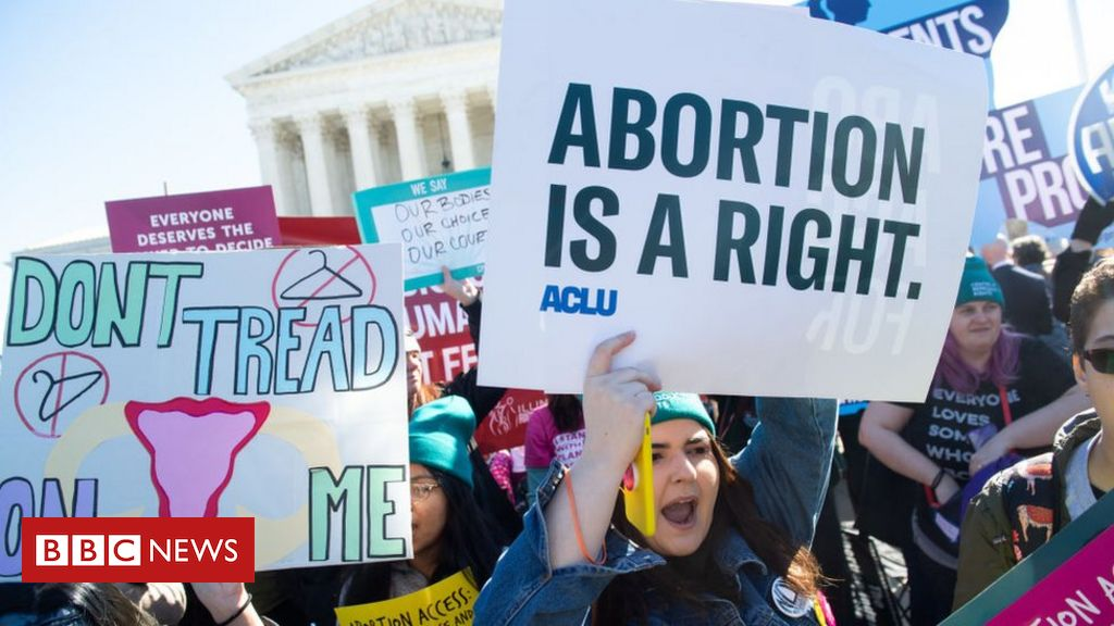 The looming battle over abortion in the US