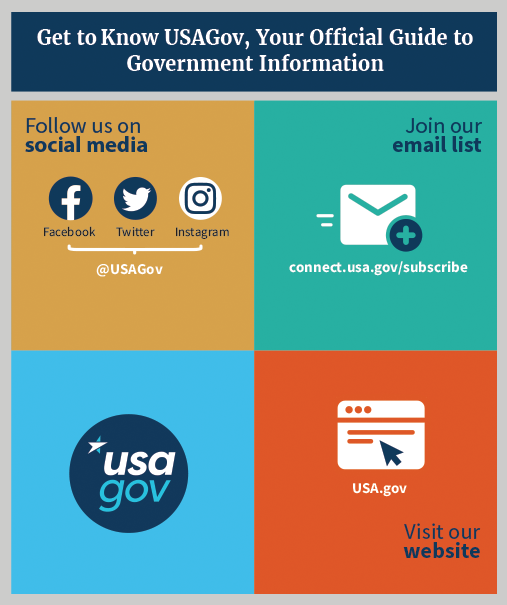 USAGov: Your Guide to Reliable and Official Government Information