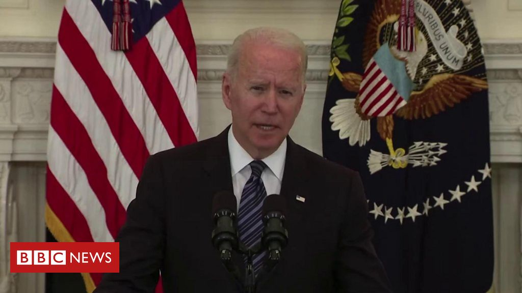 Biden: Insurrectionists 'need nukes' to take on US government