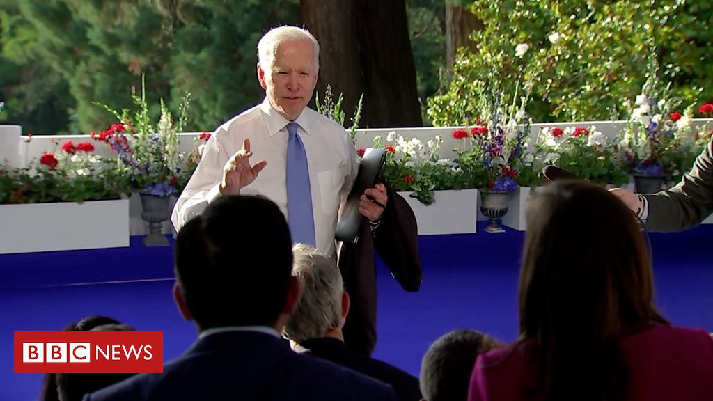 Biden lashes out at CNN reporter