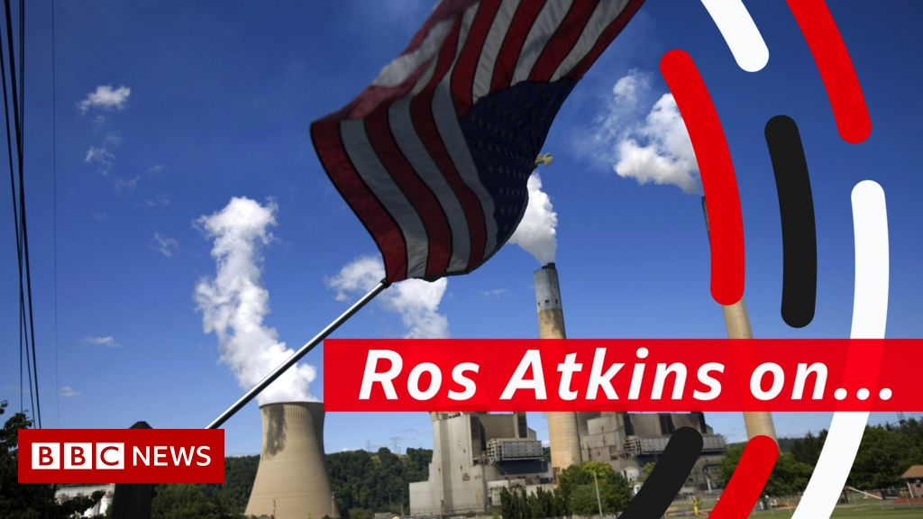 Ros Atkins on… The US climate conundrum