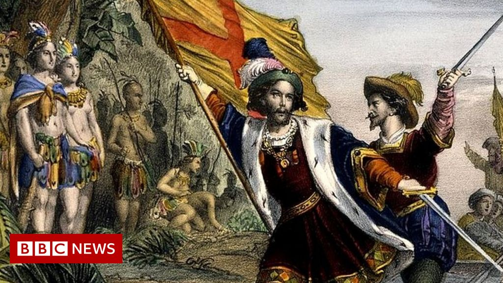 Spanish right attacks Biden over Columbus and conquests